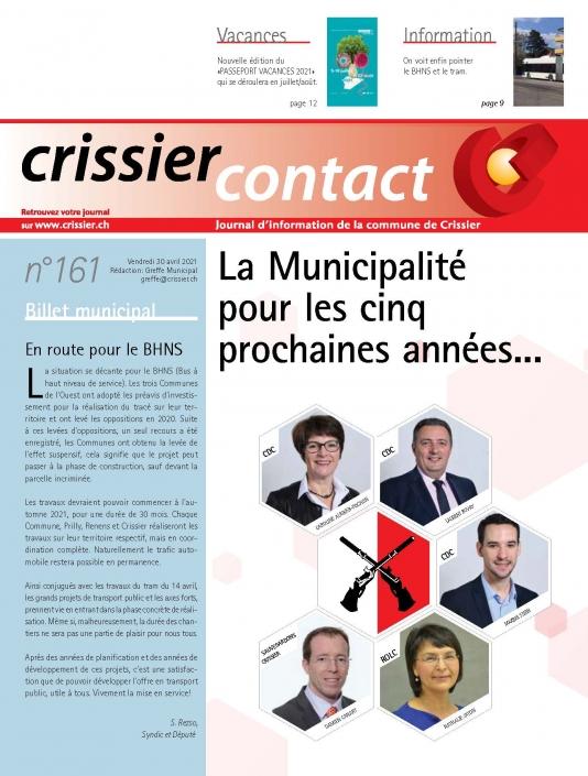 Crissier contact 161